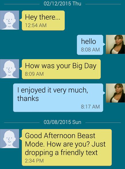 lemme alone text